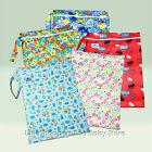 NEW STYLES Babyland Wet Dry Nappy Bag Diaper Baby Reusable Swim Bags Waterproof