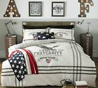 NEW American Freshman Eagle Bedding Set