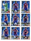 Match Attax 2014/15 Trading Cards (Crystal Palace-Base Set) All 17 Cards