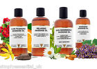 100ml Pure Massage oil blended with essential oil blends - 100% Natural