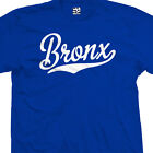 Bronx Script Tail T-Shirt - All Star Sports Team The Tee - All Sizes & Colors image