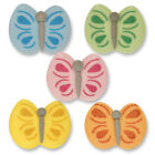 Edible Sugar Butterfies 6 12 24 36 & 48 Cupcake Toppers / Edible Cake Decoration
