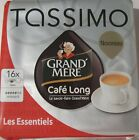 French Coffee 16 Tassimo pods : 10 different flavors. Make your assortment