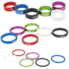 Vocal BMX Bike Headset Spacer Alloy 2.5mm , 5mm or 10mm