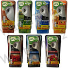 AIR WICK AIRWICK FRESHMATIC ULTRA AUTOMATIC SPRAY UNIT MACHINE REFILL FRESHENER