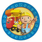 Bob The Builder Party Tableware, Plates, Cups Napkins etc  FAST FREE POSTAGE