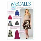 McCalls 6994 Easy Learn to Sew Skirt XS - Plus Size Sewing Pattern M6994 6 in 1!