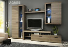 Entertainment unit AGNES - Living Room Furniture Set - 280cm wide - TV Table