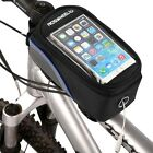 Bicycle Cycling Bike Frame Front Tube Waterproof Phone Bag for 4.7 inch iPhone 6
