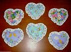 MAGNETS~EASTER~Handcrfted~Heart Shape & Eyelet~Easter Designs Vary~NEW~FREE SHIP