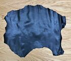 NAPPA LEATHER SHEEPSKIN  BLACK IDEAL FOR BOOKBINDING .6 MM VARIOUS SIZES