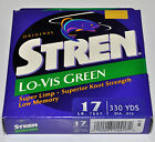 Stren Lo-Vis Green Fishing Line 330 yds.