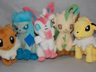 Pokemon Plush Soft Toy Eevee Evolutions - 20cm