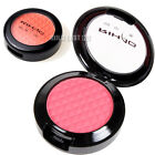 Makeup Blusher Palette Powder Glossy Cheek Cosmetic Blush Contour With Brush Set