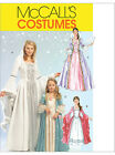 McCalls 5731 Girl Womens Fairy Godmother Princess Costume Sewing Pattern M5731