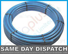 Coil Blue water mains MDPE Alkathene pipe roll 20mm 25mm 32mm x 25mtr 50mtr 100m