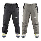 Urban Beach Mens Friction Salopettes Ski & Snow Trousers - GA019