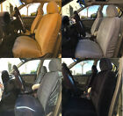 4-Piece Car Vehicle Protective Seat Covers, Universal Fit, Quality Velour 1R