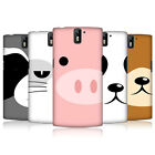 HEAD CASE DESIGNS FULL FACE ANIMAL PORTRAITS HARD BACK CASE FOR ONEPLUS ONE
