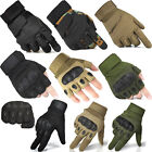 Outdoor Sport Armed Military Tactical Gloves Airsoft Hunting Shooting Motorcycle