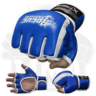 Rogue Xtreme Series MMA Gloves - Blue - [MMA UFC Fight Gear]