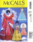 McCalls 6629 Snow White Wicked Queen Princess Dress Costume Sewing Pattern M6629