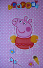 Brand New Peppa Pig Winter Blanket 138cm X165cm