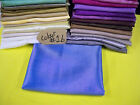 carolina blue polyester Satin fabric costume curtain lining wedding crepe fabric