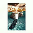 Sea Turtle Light Switch Plate Wall Cover Tropical Decor