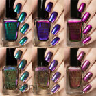 F.U.N Lacquer - New Year 2015 [LE] - Holographic & Duo Chrome Nail Polish 12ml