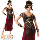 Roman Goddess Ladies Fancy Dress Greek Spartan Book Week Womens Costume Outfit
