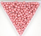 Glass Round Seed Beads, Opaque, Metallic, & Pearl Colors 6/0, 8/0, & 12/0 Sizes