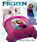 FROZEN Princess Anna Elsa Girl Pink Twin/Full Size Comfor...