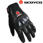 Best Scoyco Full Finger Summer Motorcycle Racing Cycling Dirtbike bike gloves