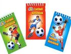Football Notepad - note books