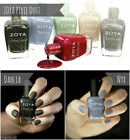 Zoya - PixieDust Collection - Holographic Glitter Sand Textured Nail Polish