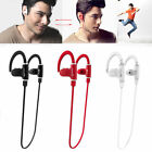 Wireless Bluetooth Sport Stereo Sweatproof Headphone Headset Earbuds Earphone
