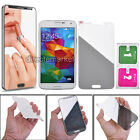 Mirror Color Tempered Glass Front Film Screen For Samsung Galaxy Note 3 4 S4 5 6