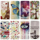 Slim Cute Cartoon Painted Soft TPU Back Cover Skin Case For LG G3/ G3 mini