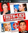 Truth or Lies (Sony Playstation 3, 2010) No Microphone