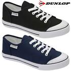 Mens Lace Up Casual Canvas Shoes Plimsolls Summer Trainers Pumps Skate Shoe Size