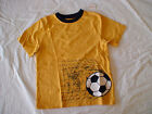 NWT GYMBOREE SPACE VOYAGER YELLOW NAVY SOCCER NET GOAL TOP SHIRT BTS