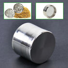 Top Quality New Indian Crusher 2.0 Inch Zinc 4 Piece Tobacco Spice Herb Grinder