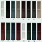 COLOR SAMPLES for Raised Panel, Louver, Board-N-Batten Exterior Vinyl Shutters