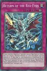 YU-GI-OH: RETURN OF THE RED-EYES -SUPER RARE CROS-ENAE4 LIM ED CLASH OF REBELION