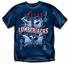 Boston Red Sox Lumberjacks T-shirt - Adult Sizes