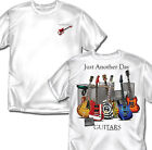 Just another Day Guitars - T-Shirt - Adult Sizes