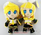 12'' Vocaloid Hatsune Miku Kagamine Rin And Len plush soft toy doll Gift