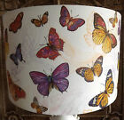 Butterfly Lamp shade,lampshade Shabby Chic Free Gift Butterflies