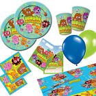 Moshi Monsters Boys Girls Deluxe Birthday Party Kit 8 16, 24, Plates,Balloons..